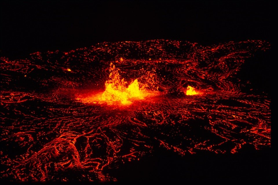 Volcano: A Micropoem