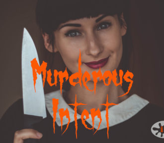 Murderous Intent: A Fifty Word Story