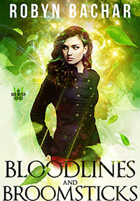 Book Review: Bloodlines and Broomsticks by Robyn Bachar