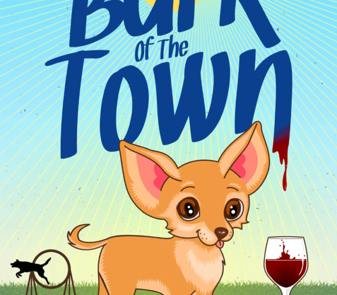 Book Review: The Bark of the Town by Stella St. Claire