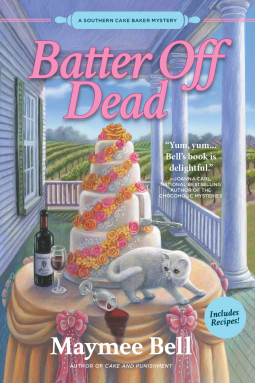 Book Review: Batter Off Dead by Maymee Bell