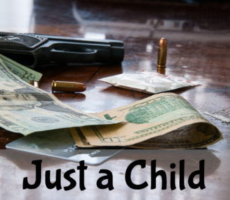 Just a Child: A Fifty Word Story