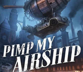 Book Review: Pimp My Airship by Maurice Broaddus