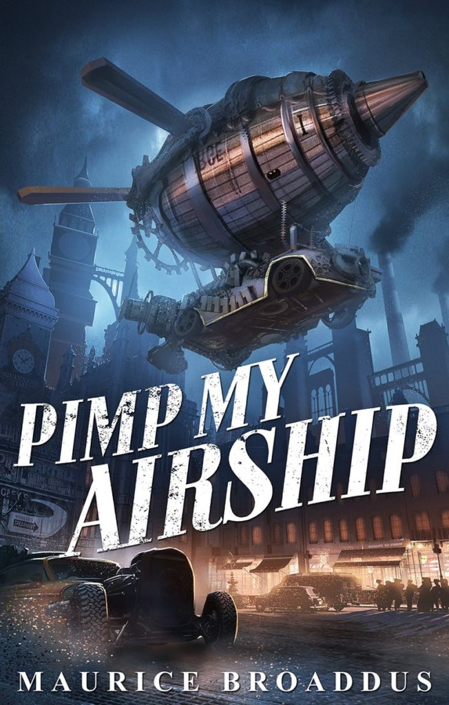 cover of Pimp My Airship